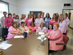 PINK OUT DAY at Farmington Correctional Center in Missouri